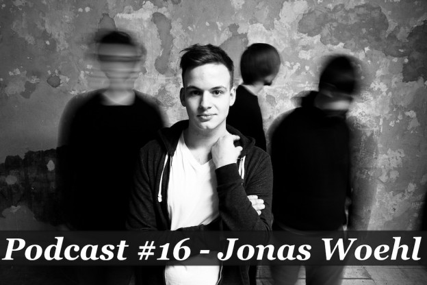 Podcast #16 - Jonas Woehl