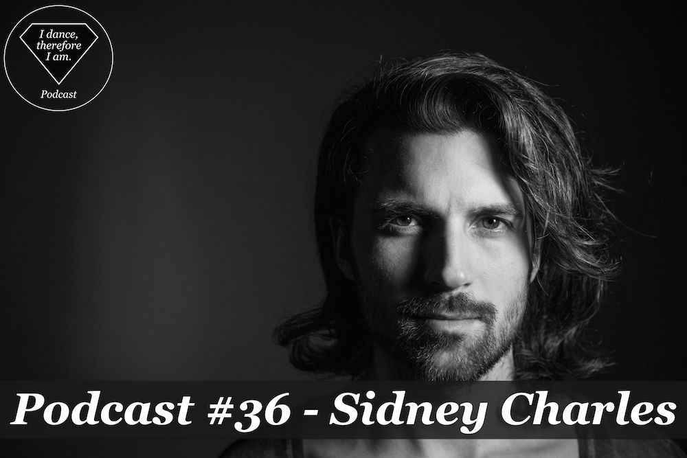 Podcast #36 - Sidney Charles