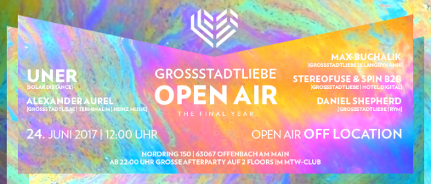 TrndMusik Newsletterbanner Open Air