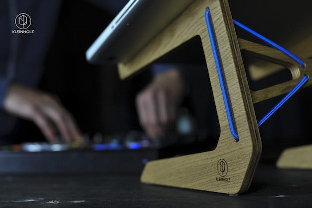 Kleinholz Laptopständer Manufaktur - handgefertigte Unikate-3