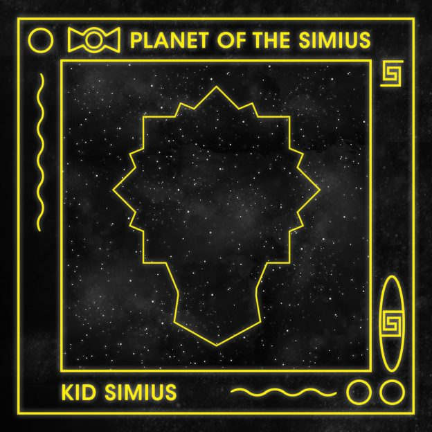 Planet of The Simius Single Cover 3000x3000