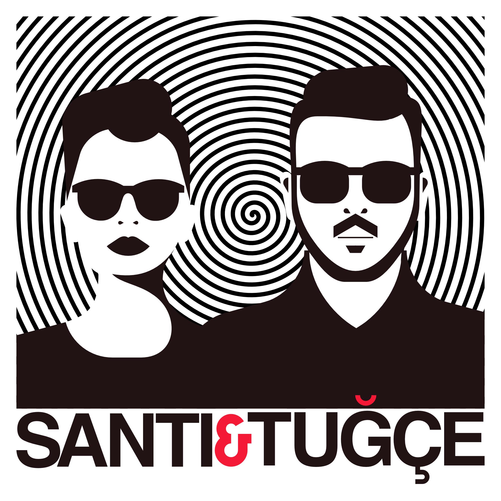 Santi & Tuğçe - Logo